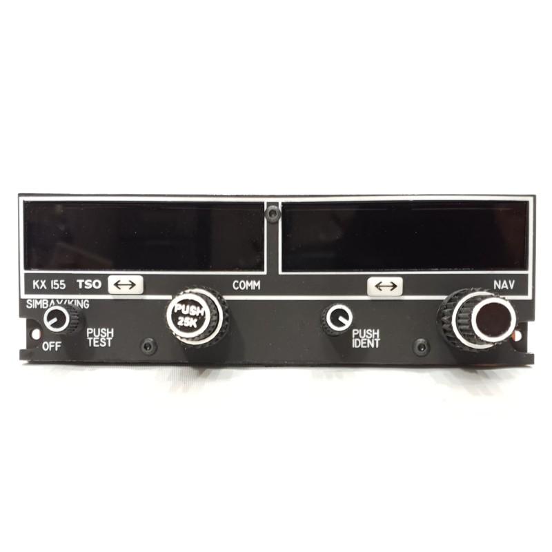 Simbay KX155 VHF NAV