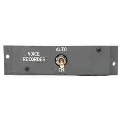 VOICE RECORDER PANEL Boeing 737