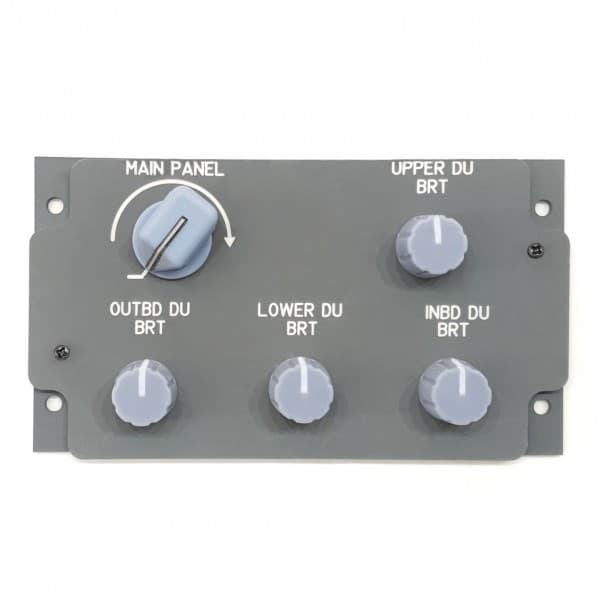 CPT DISPLAY CONTROL DBC Boeing 737