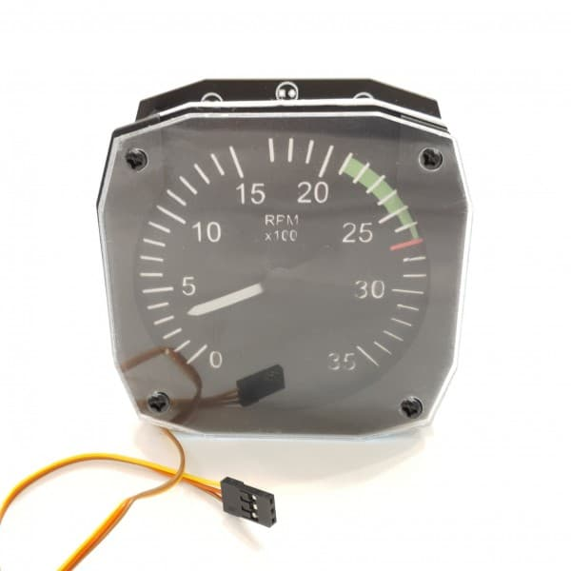 Cessna RPM Indicator Gauge