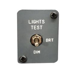 Lights Test MIP P&P Boeing-737