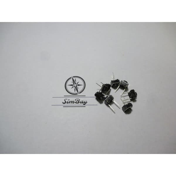 small Schlater button pushbutton 6mm