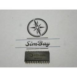 Microcontroller STI6606/8 / VID6606/8