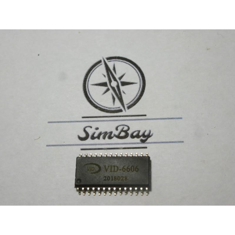 Mikrocontroller STI6606/8 / VID6606/8